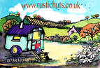 Rustic Huts--------------Specialising in towable shepherd's huts